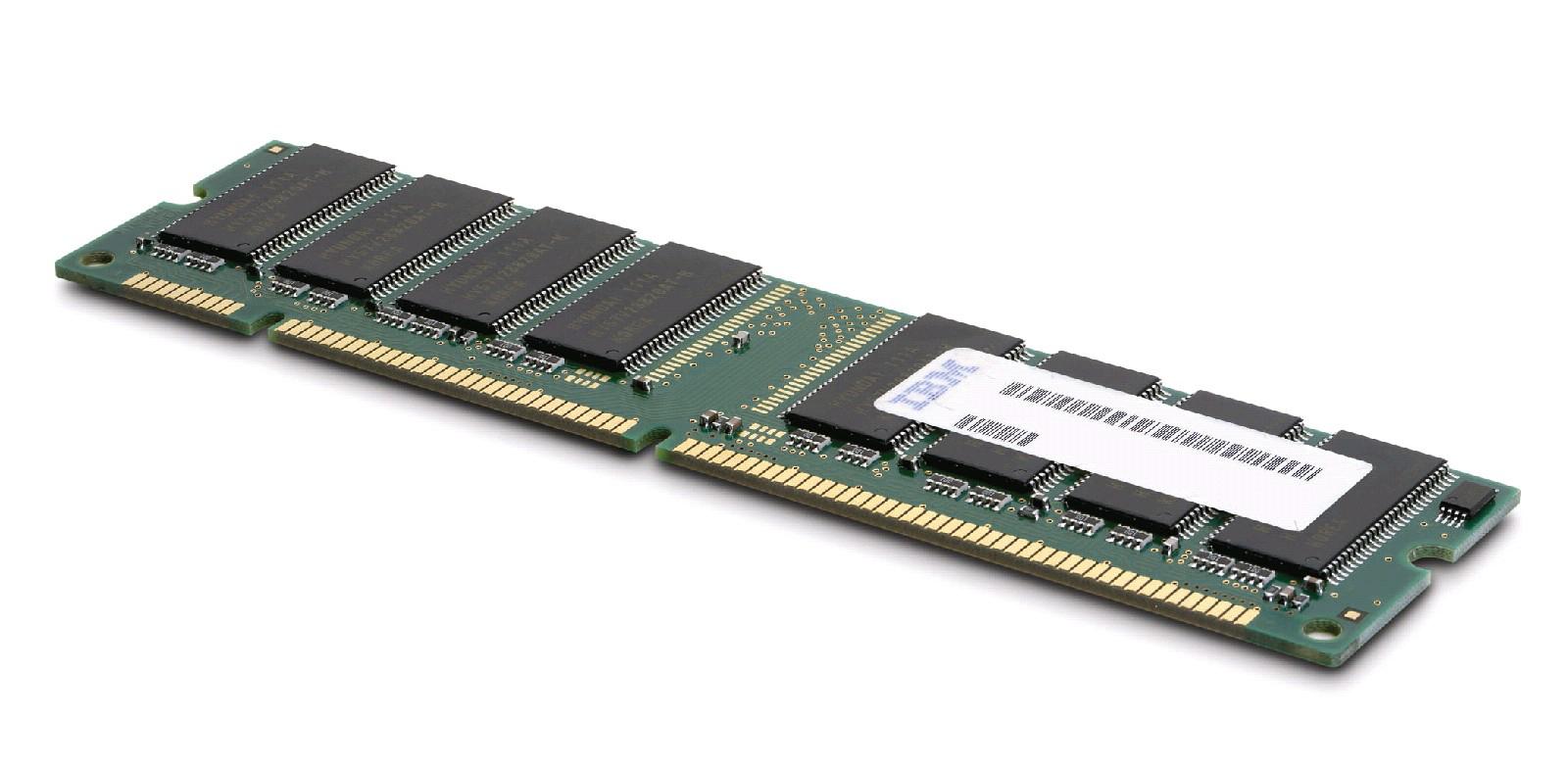 Lenovo 16GB PC3-12800 CL11 ECC DDR3 1600MHz VLP RDIMM (90Y3159) - REFURB