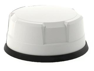 Panorama Antennas LPMM4-6-60 - 9 dBi - 0.617-0.960/1.71-6 GHz - 50 Ohm - Omnidirektionale Antenne - IP69K - Weiß