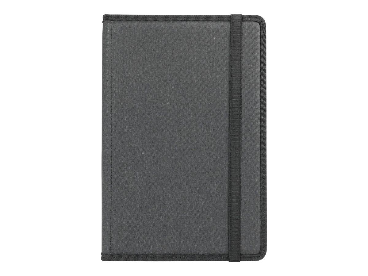 """Mobilis ACTIV Pack - Flip-Hülle für Tablet - Schwarz - 12"""" - für Samsung Galaxy Book (12 Zoll)"""