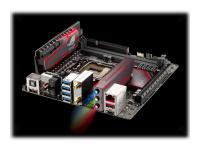 MAXIMUS VIII IMPACT - Mainboard - Mini-ITX