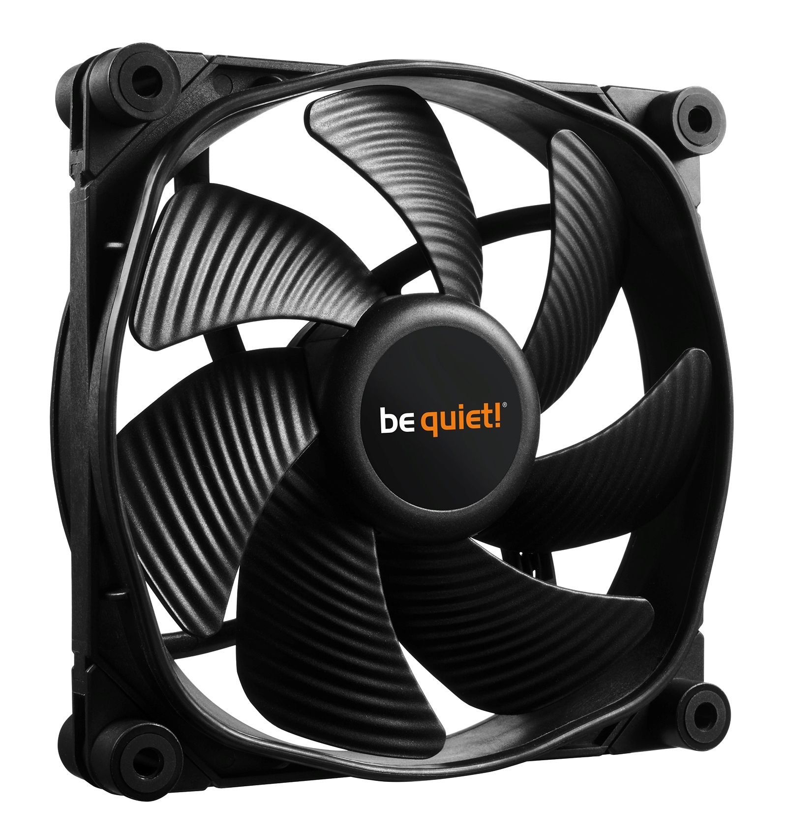 Be Quiet! SilentWings 3 PWM Computertasche Ventilator