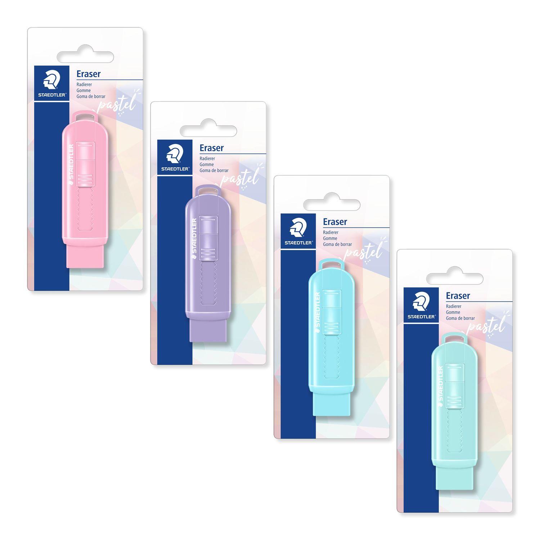 STAEDTLER 525 PSBKPA - Kunststoff - Mehrfarben - Erwachsene & Kinder - Sichtverpackung - 4 Stück(e)
