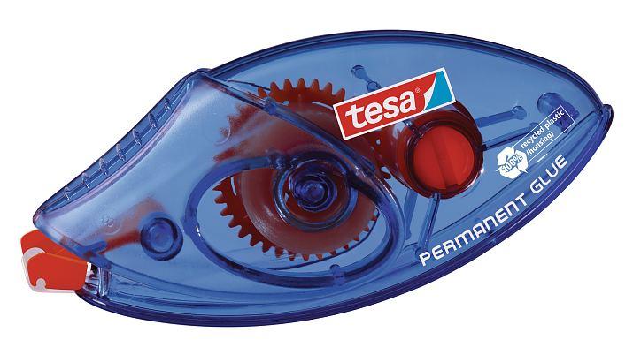 Tesa Roller Kleben Permanent ecoLogo® Einwegroller - Tape - Roller