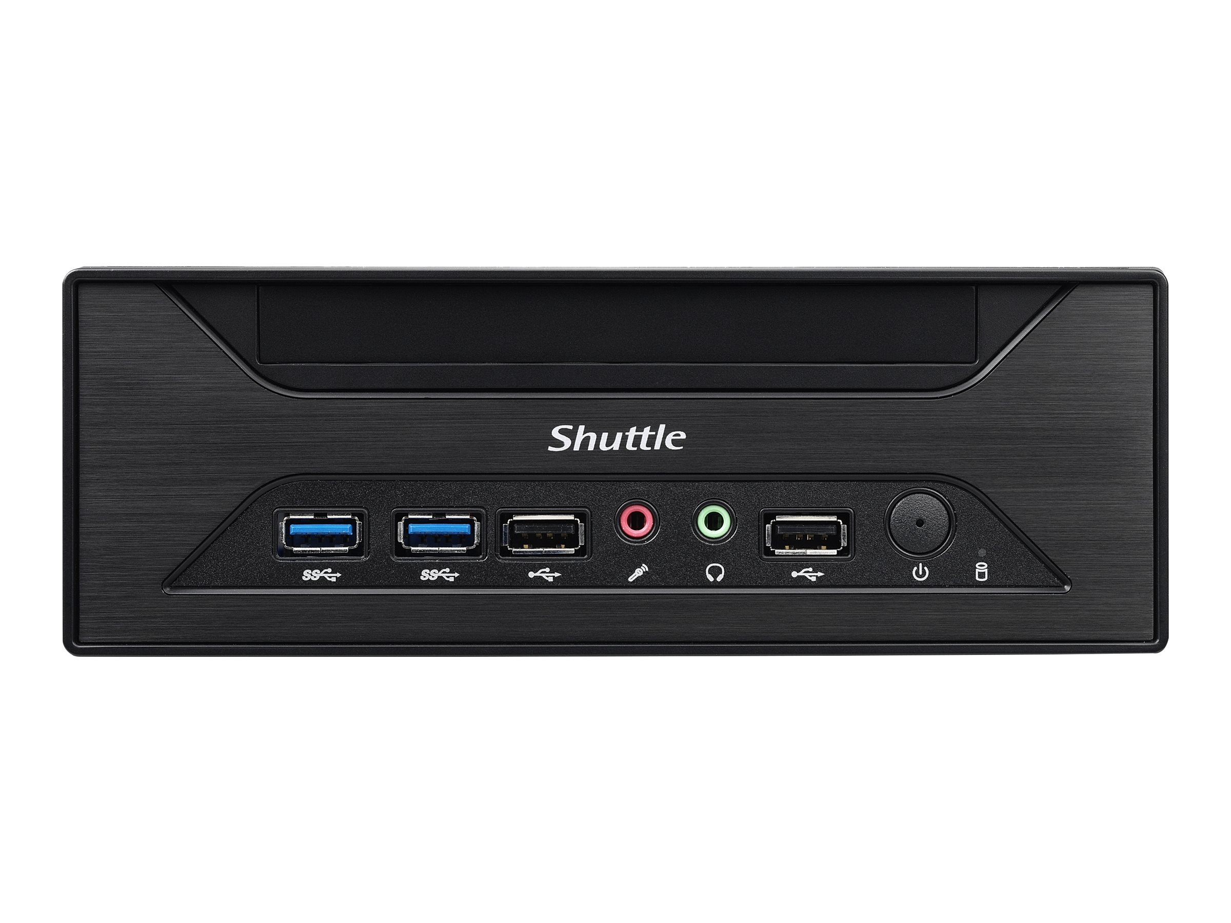 Shuttle XPC slim XH310R - Barebone - Slim-PC