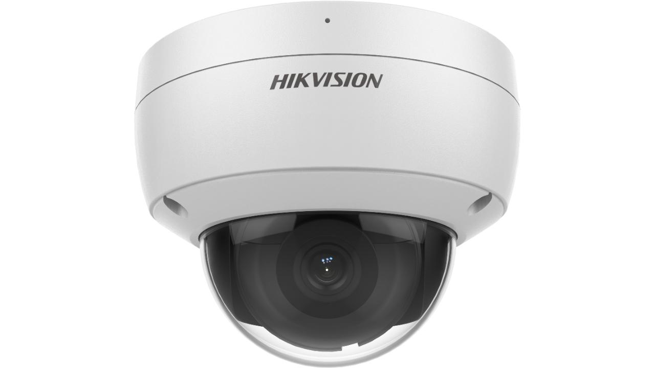 Vorschau: Hikvision DS-2CD2146G2-I - IP-Sicherheitskamera - Outdoor - Verkabelt - FCC (47 CFR 15 - B); CE-EMC (EN 55032: 2015 - EN 61000-3-2: 2014 - EN 61000-3-3: 2013 - EN 50130-4:... - Kuppel - Decke/Wand