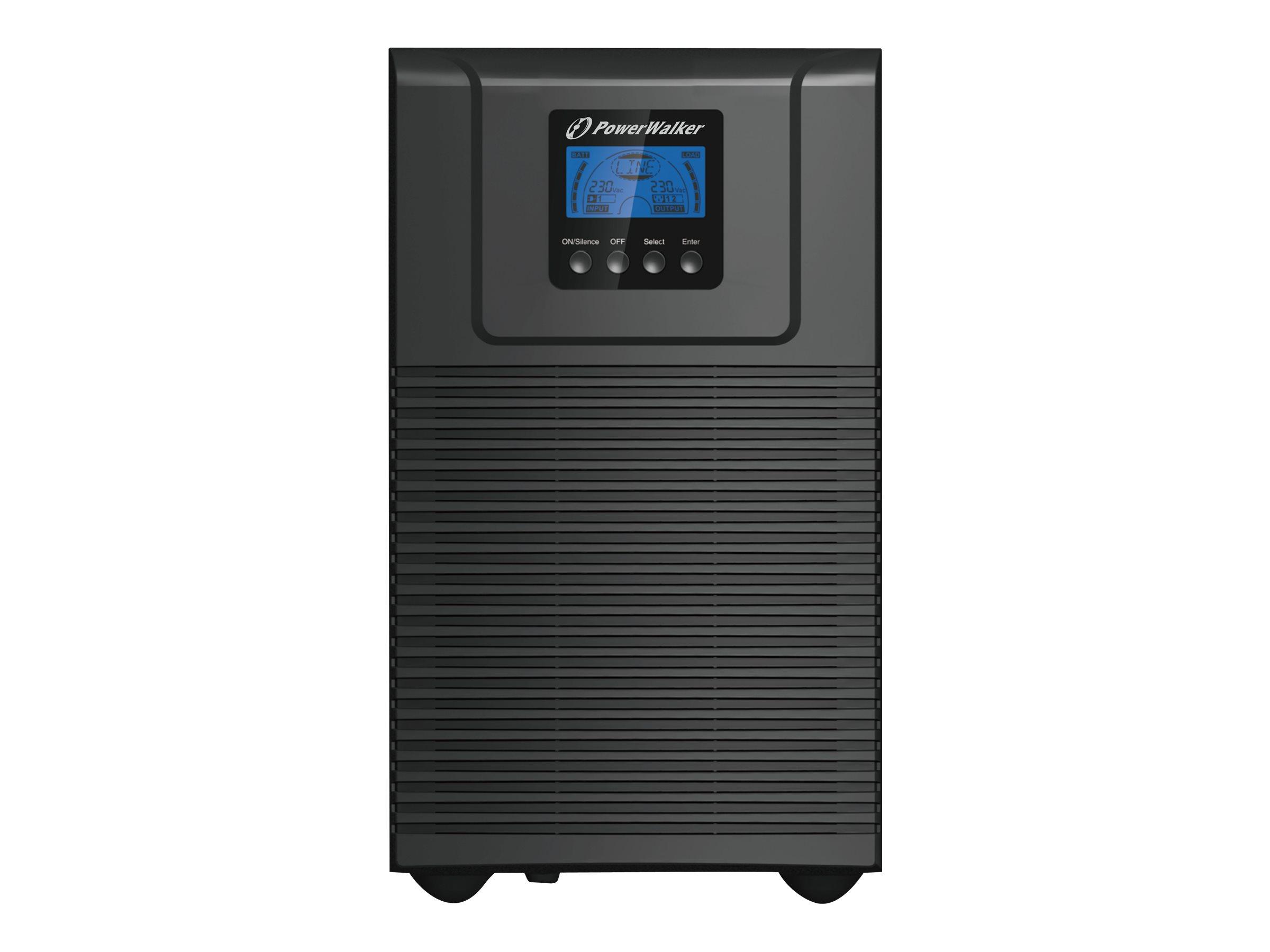 Bluewalker PowerWalker VFI 2000 TG - USV - 1800 Watt - 2000 VA 9 Ah