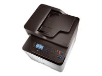 CLX-6260FD 9600 x 600DPI Laser A4 24Seiten pro Minute Braun - Weiß Multifunktionsgerät