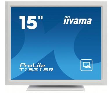 Iiyama ProLite T1531SR-W3 - LED-Monitor - 38 cm (15) (15 sichtbar)