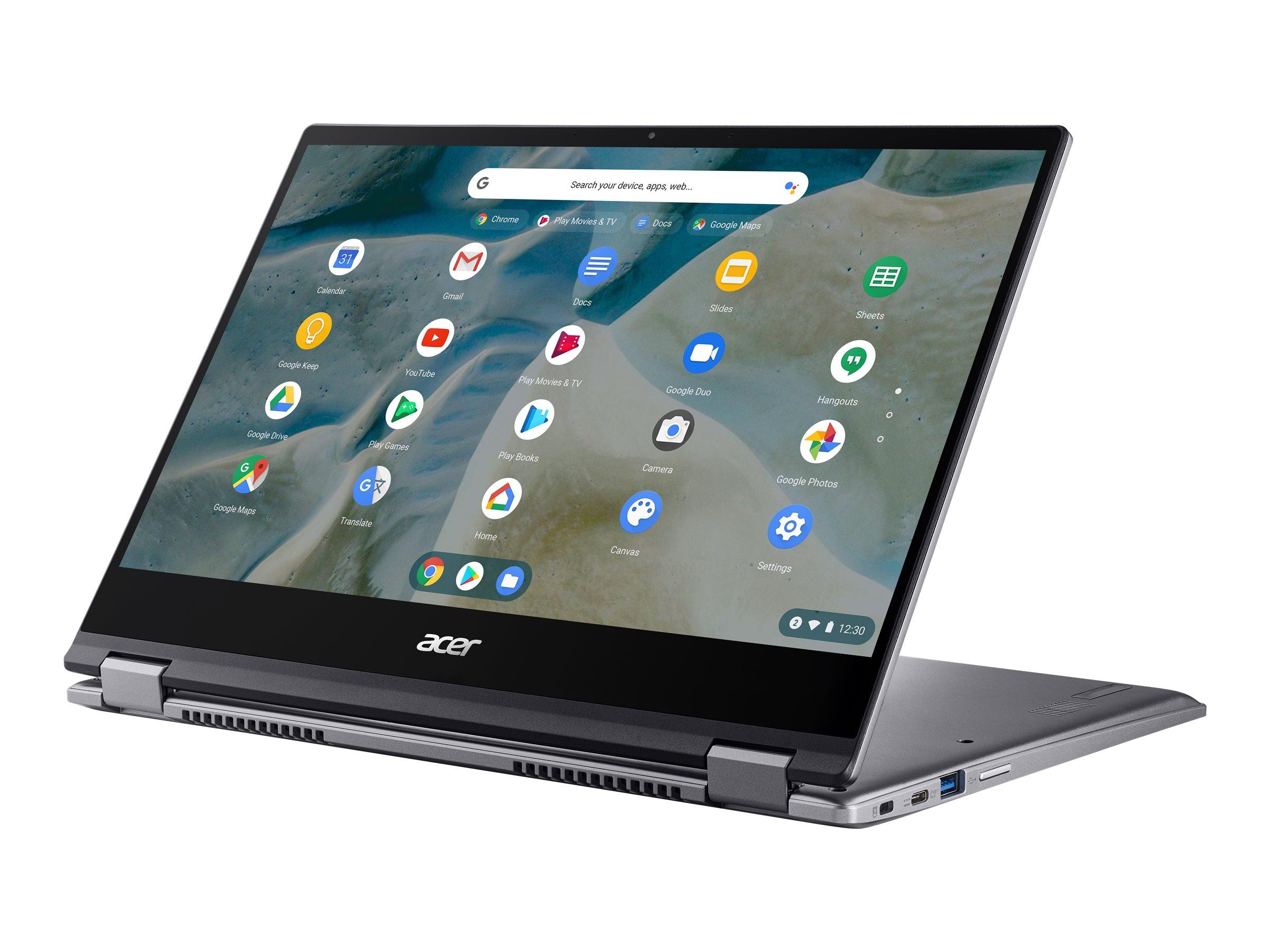 "Acer Chromebook Spin 514 CP514-1WH-R98K - Flip-Design - Ryzen 5 3500C / 2.1 GHz - Chrome OS - 8 GB RAM - 128 GB SSD - 35.6 cm (14"")"