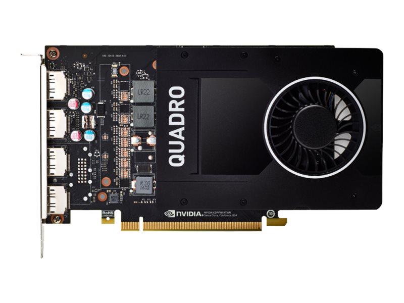 PNY NVIDIA Quadro P2200 - Grafikkarten - Quadro P2200