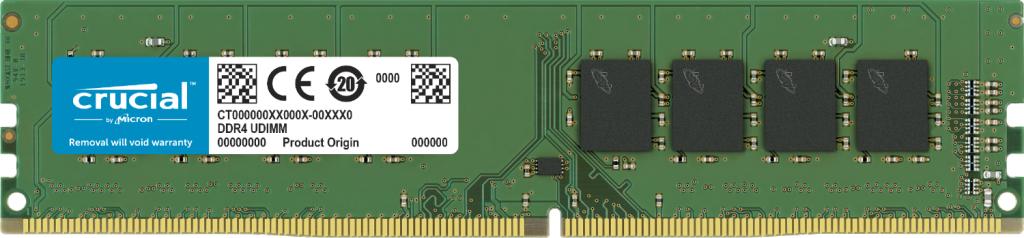Crucial 8GB DDR4 CT8G4DFRA266 2666 - 8 GB - DDR4