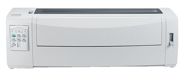 Lexmark Forms Printer 2581+ - Drucker s/w Nadel/Matrixdruck - 240 dpi - 10,3 ppm