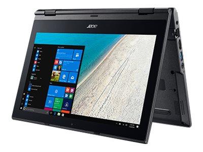 """Acer TravelMate B1 TMB118-M-P98A - Pentium Silver N5000 / 1.1 GHz - ESHELL - 4 GB RAM - 500 GB HDD - 29.5 cm (11.6"""")"""