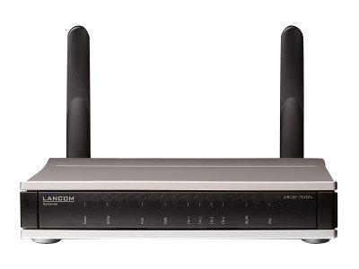 Lancom 1781EW+ - Wireless Router - ISDN - 4-Port-Switch