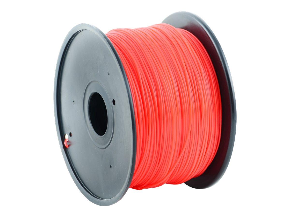 Gembird Rot - 1 kg - 330 m - PLA-Filament (3D)