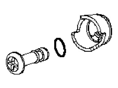HONEYWELL Verschlussschraube (Packung