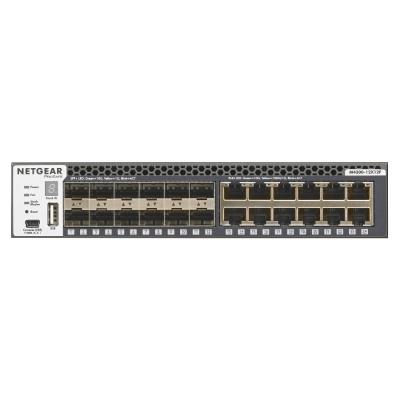 Netgear ProSAFE M4300-12X12F - Switch - L3