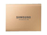MU-PA500G - 500 GB - USB Typ-C - 3.1 (3.1 Gen 2) - 540 MB/s - Passwortschutz - Gold
