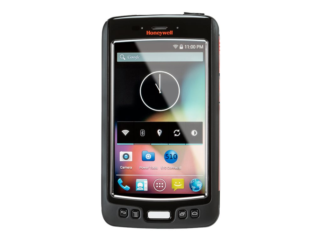 "HONEYWELL Dolphin 75e - Datenerfassungsterminal - Win 10 IOT Mobile Enterprise - 16 GB - 10.9 cm (4.3"")"