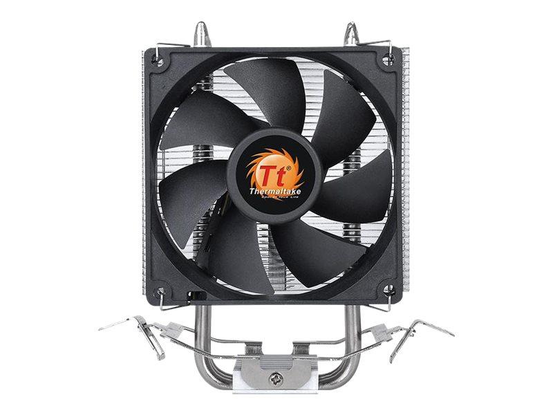 Thermaltake Contac 9 CPU Cooler - Prozessork?hler - (f?r: LGA775, LGA1156, AM2, AM2+, LGA1366, AM3, LGA1155, AM3+, FM1,