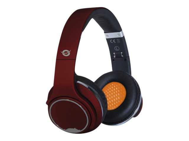 Conceptronic CHSPBTSPKR - Kopfhörer mit Mikrofon