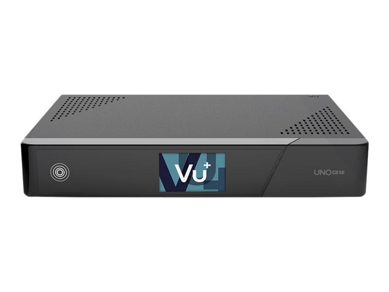 VuPlus Vu+ Uno 4k SE - Digitaler Multimedia-Receiver