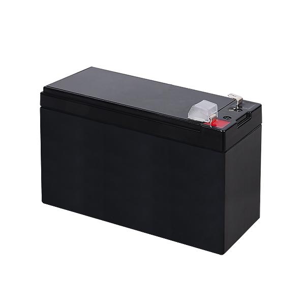 Vorschau: CyberPower Systems CyberPower RBP0007 - Plombierte Bleisäure (VRLA) - 12 V - 1 Stück(e) - Schwarz - 2,68 kg - 65 mm