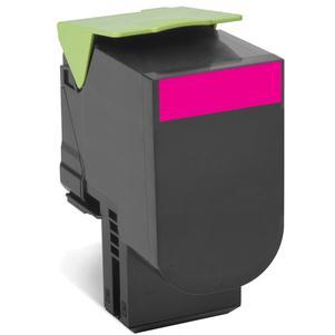 Lexmark 80C2HME Laser cartridge 3000Seiten Magenta Lasertoner / Patrone