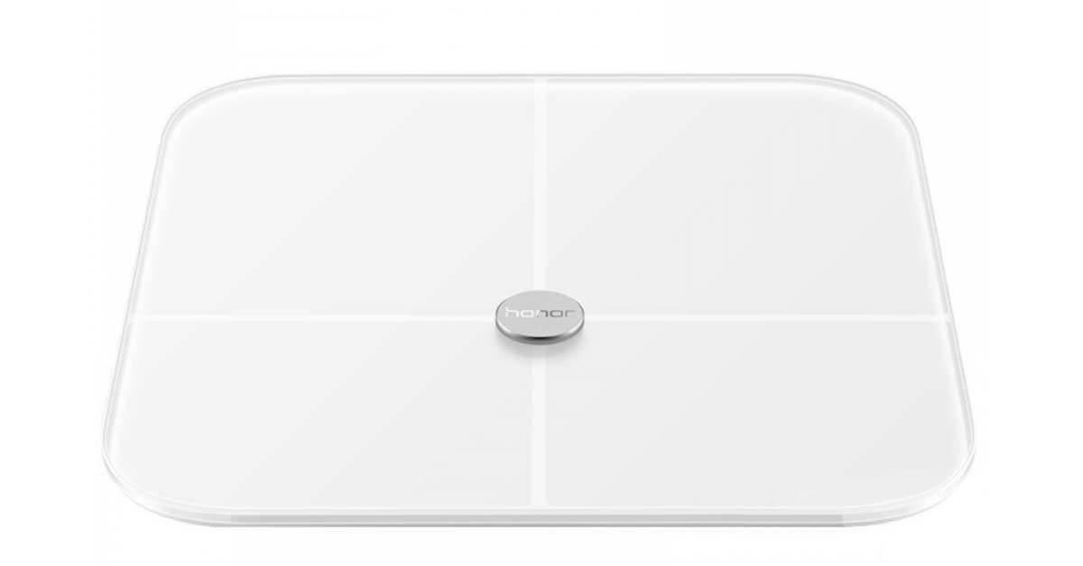 Huawei Strålende hvid Badevægte AH100
