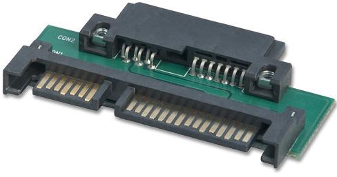 Lindy Slim-SATA an SATA Adapter für Devices - Adapter