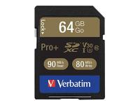 Pro+ Speicherkarte 64 GB SDXC Klasse 10