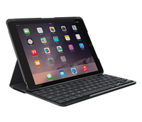 920-008618 Bluetooth QWERTZ Deutsch Schwarz Tastatur für Mobilgeräte