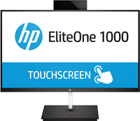 EliteOne 1000 G2 60,5 cm (23.8 Zoll) 1920 x 1080 Pixel Touchscreen 3 GHz Intel® Core i5 der achten Generation i5-8500 Schwarz All-in-One-PC