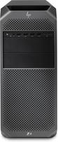 HP Workstation Z4 G4 - MT - 4U - 1 x Xeon W-2125 / 4 GHz - RAM 16GB -