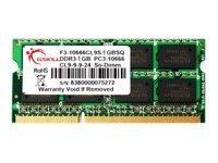 G.Skill SQ Series - DDR3 - 2 GB