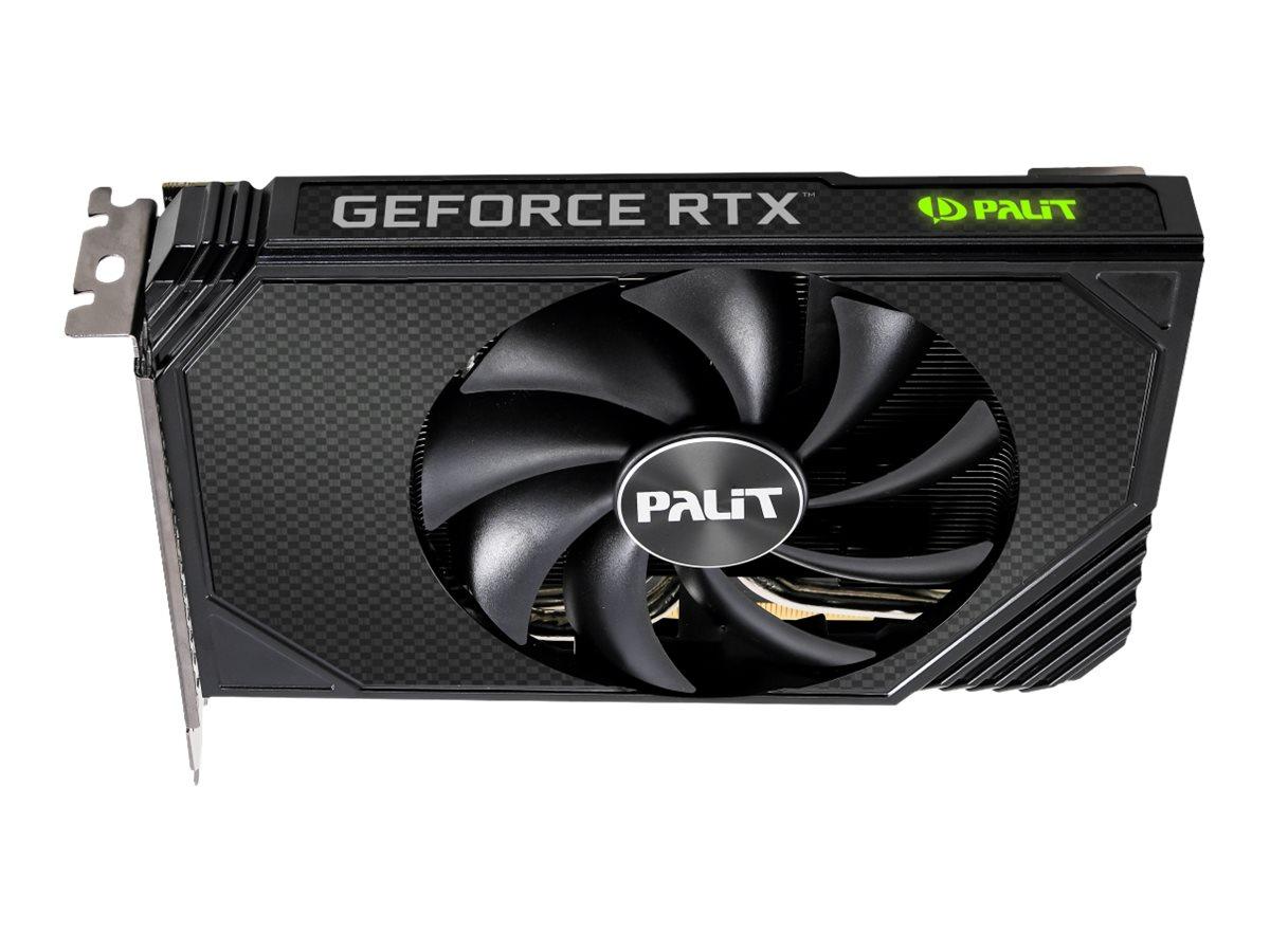 Vorschau: Palit GeForce RTX 3060 StormX OC - Grafikkarten
