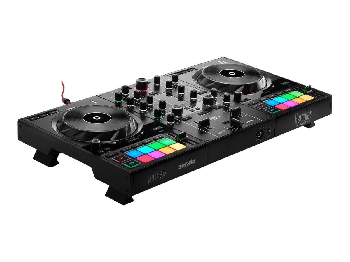 Hercules - DJControl Inpulse 500 - DJ-Regler - beleuchtet - 2-Kanal