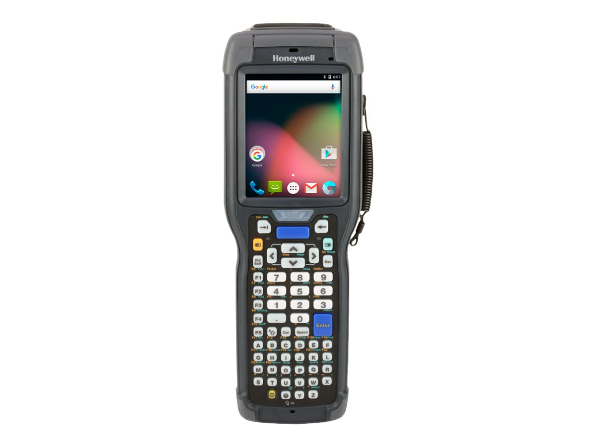 "HONEYWELL CK75 - Datenerfassungsterminal - Win Embedded Handheld 6.5 - 16 GB - 8.9 cm (3.5"")"