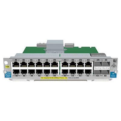 HP 20-port Gig-T / 4-port SFP v2 zl Module (J9549A)