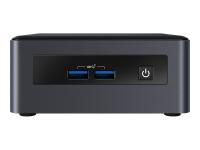 Next Unit of Computing Kit 8 Pro Kit - NUC8v7PNK - Barebone