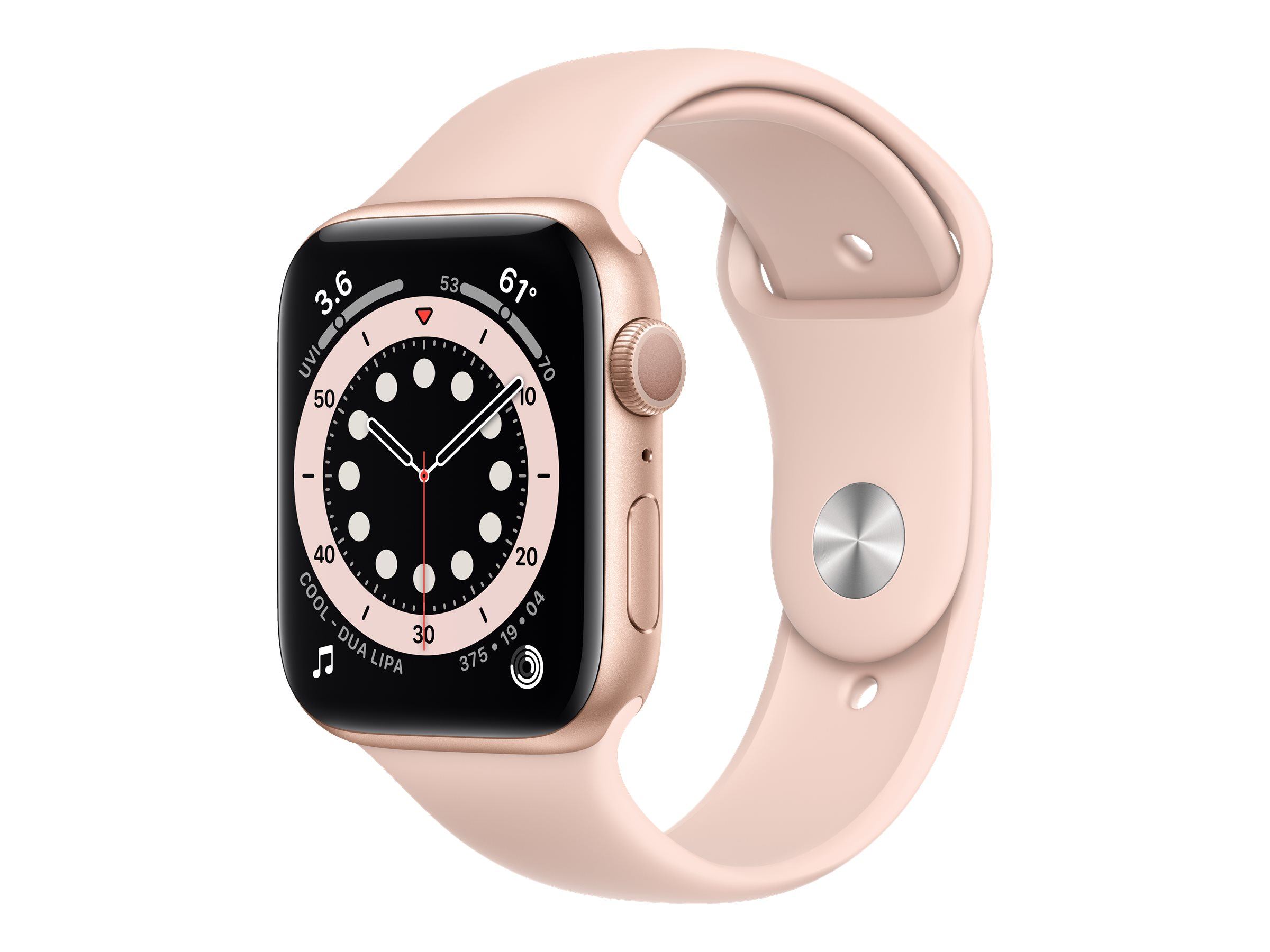 Apple Watch Series 6 (GPS) - 44 mm - Gold Aluminium