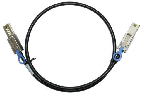 Lenovo Externes SAS-Kabel - SAS 12Gbit/s - 4x Mini SAS HD (SFF-8644) bis 4x Mini SAS HD (SFF-8644)