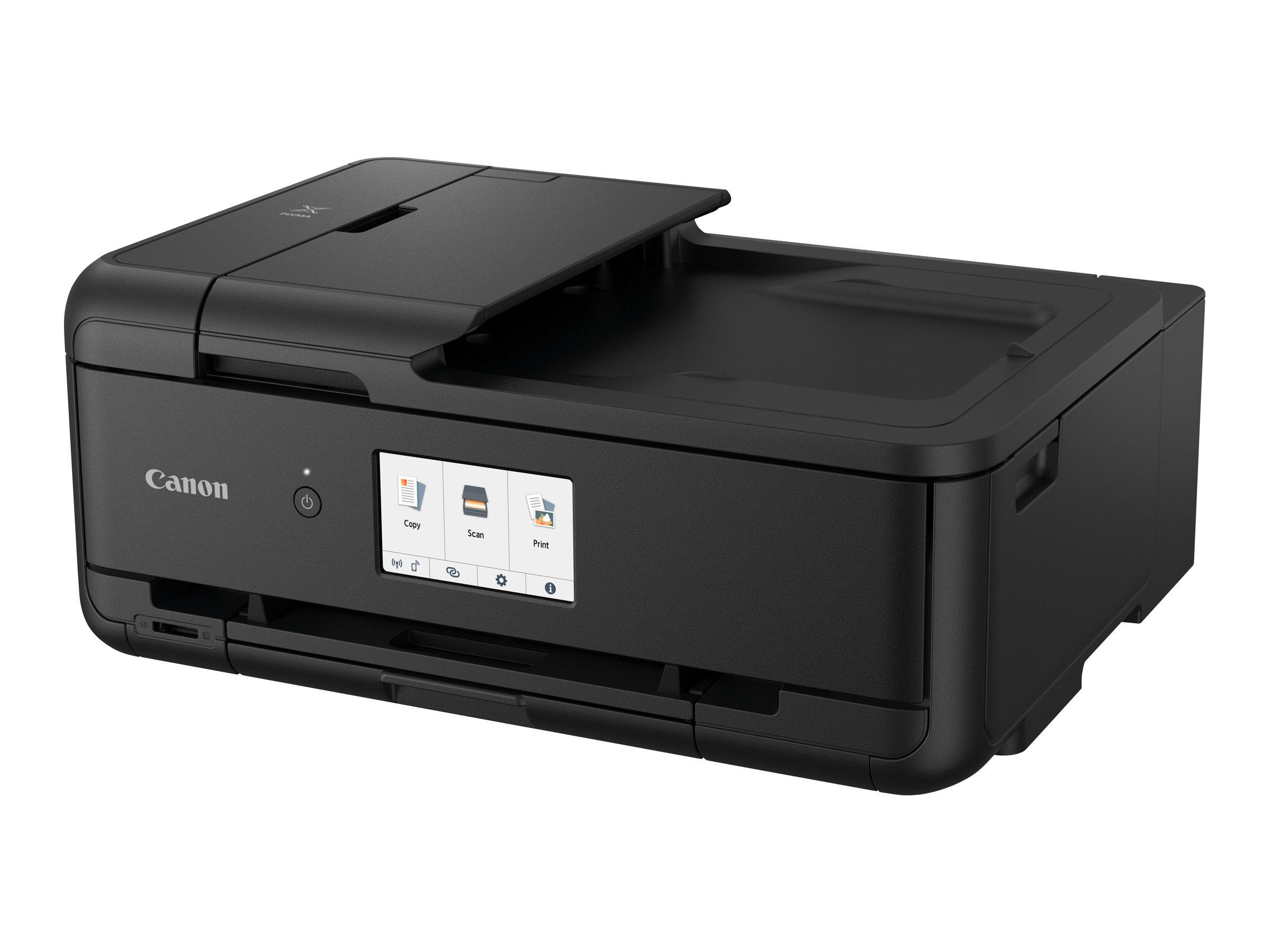 Canon PIXMA TS9550 - Multifunktionsdrucker - Farbe - Tintenstrahl - 216 x 356 mm (Original)
