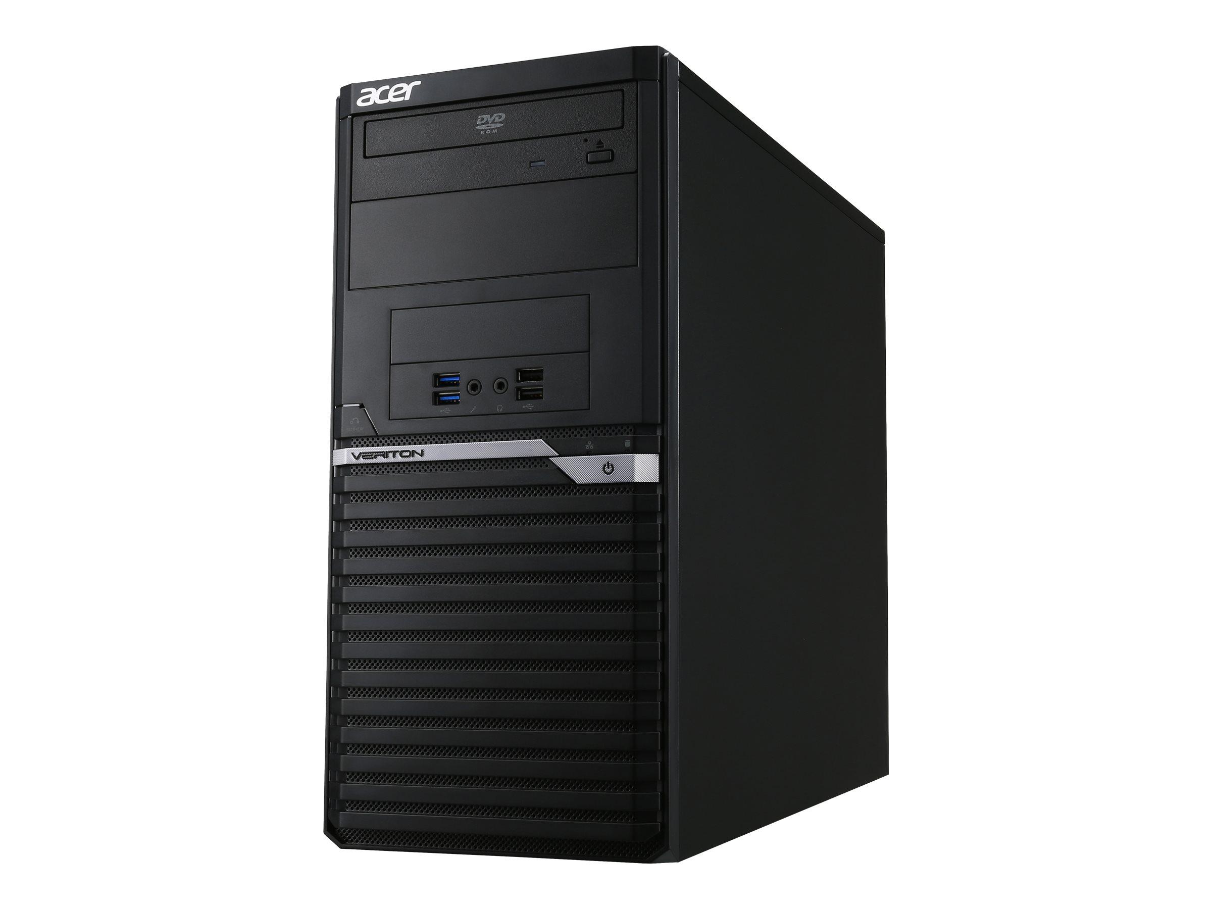 Acer Veriton M6 VM6660G - MT - Core i5 9400 / 2.9 GHz