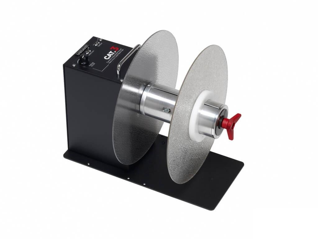 """Labelmate CAT-3-CHUCK - Etikettenrückspuleinheit - Wechselstrom 240 V - 170 mm (6.7"""")"""