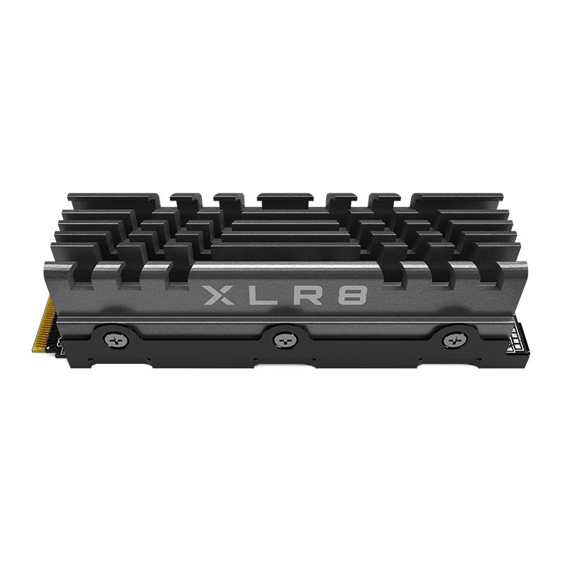 PNY XLR8 CS3140 - 2 TB SSD - intern - M.2 2280 - PCI Express 4.0 x4 (NVMe)
