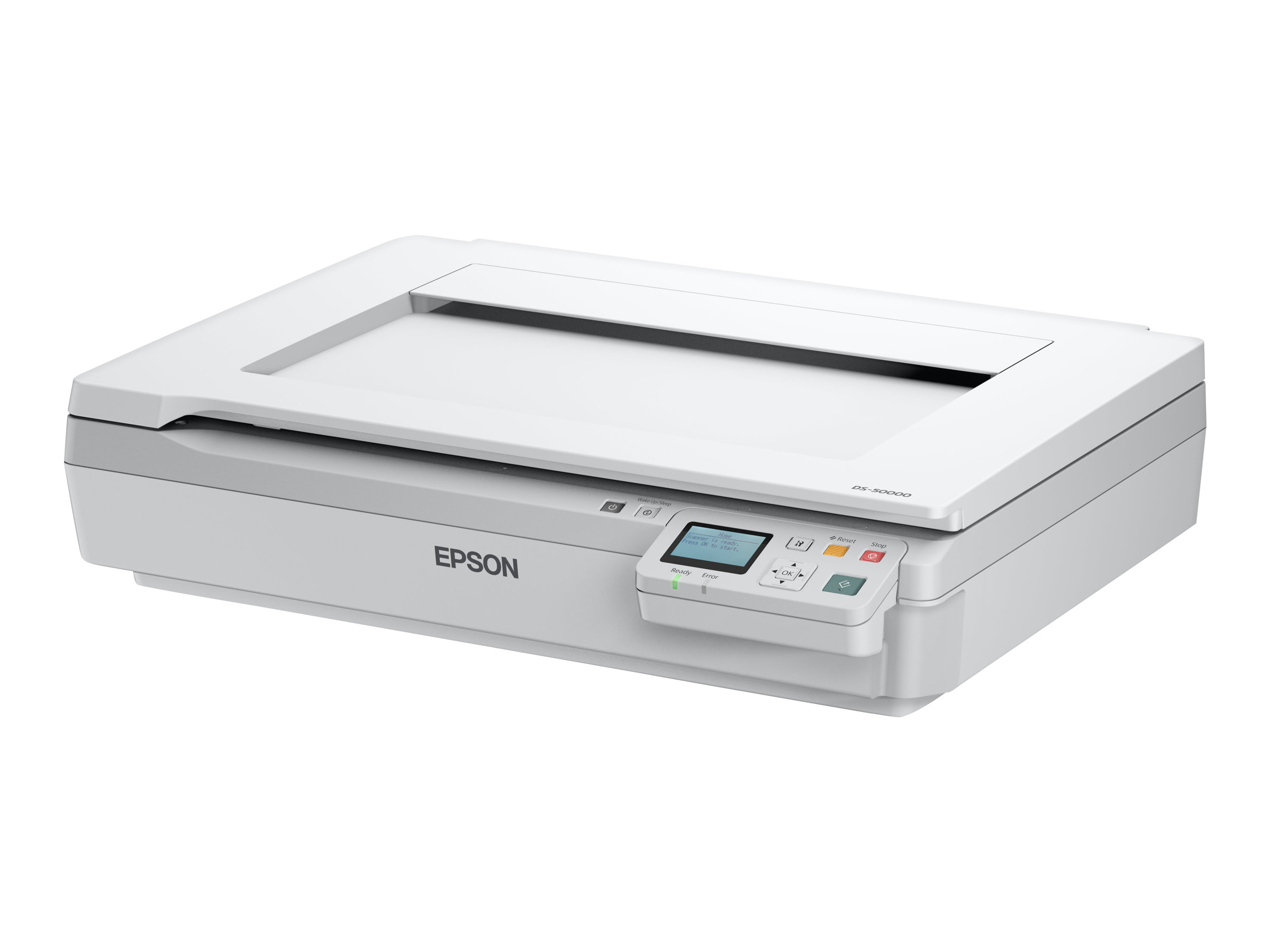 Epson WorkForce DS-50000N - Flachbettscanner