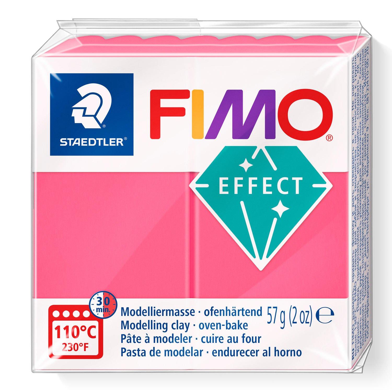 Vorschau: STAEDTLER FIMO 8020 - Knetmasse - Rot - Durchscheinend - Erwachsene - 1 Stück(e) - 1 Farben - 110 °C