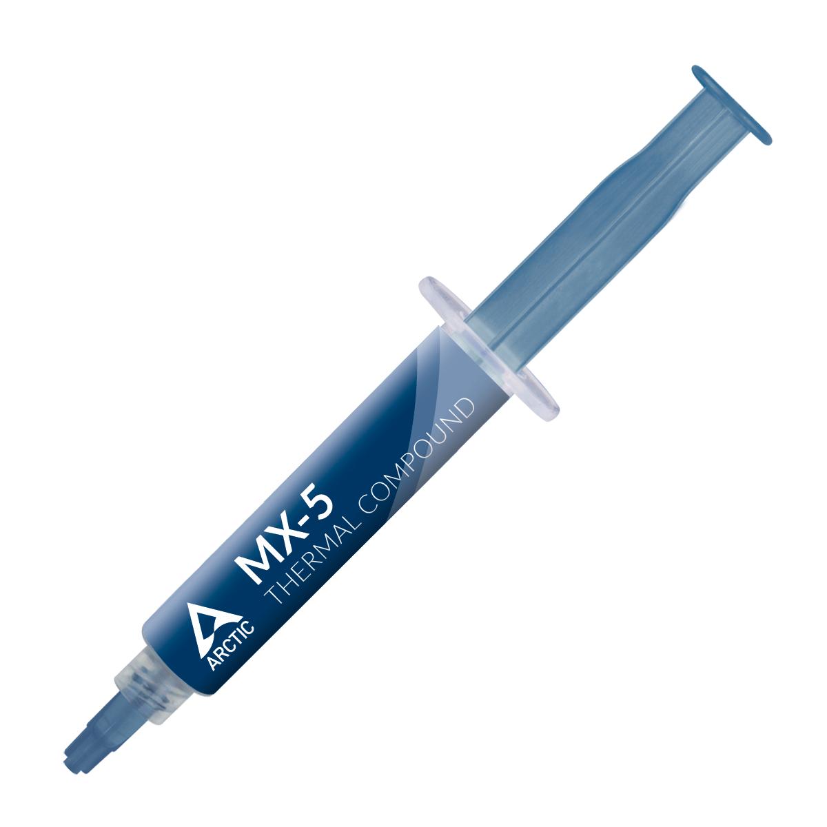Arctic MX-5 High Performance Wärmeleitpaste - Wärmeleitpaste - 3,2 g/cm³ - Blau - -40 - 180 °C - 8 g - 18 mm