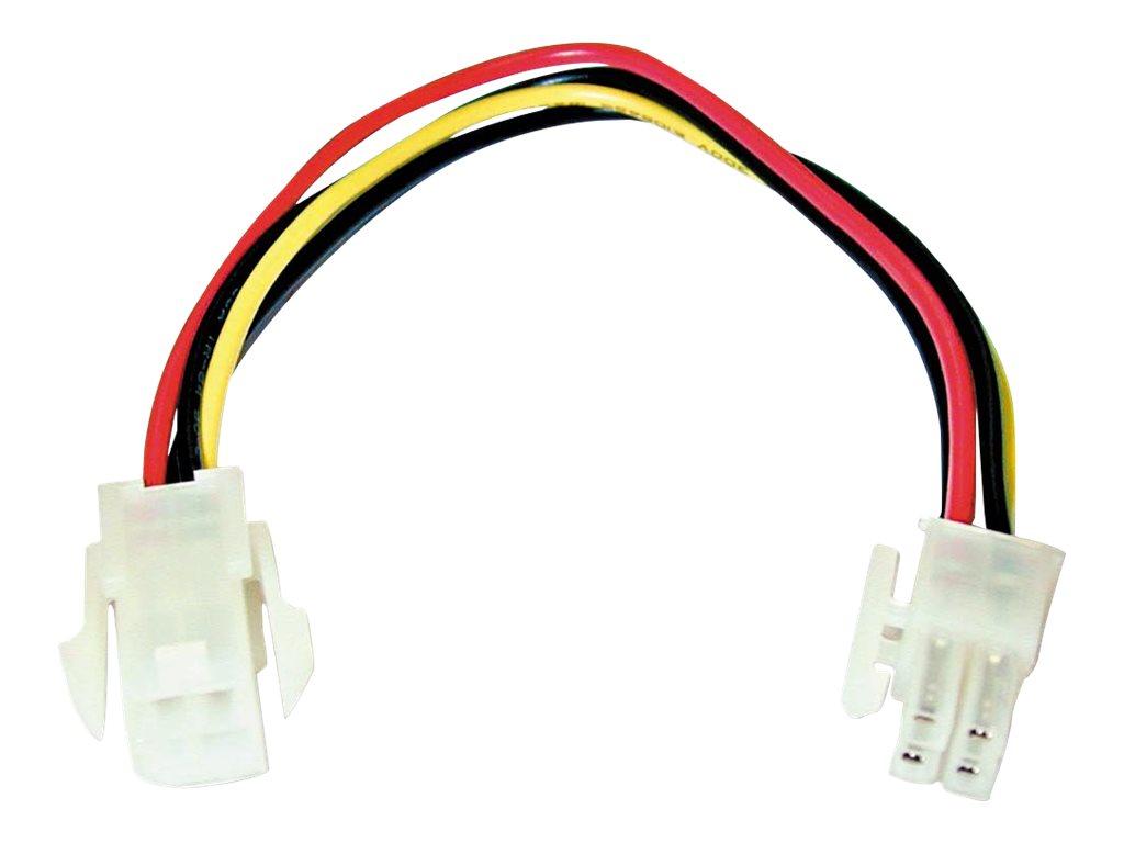 Lindy Spannungsversorgungs-Verlängerungskabel - interne Stromversorgung, 4-polig (M)